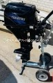 USED 2007 TOHATSU MFS 9.8 HP FOUR STROKE OUTBOARD MOTOR FOR SALE