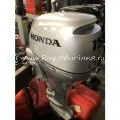 USED 2016 HONDA BF15 - 20 INCH OUTBOARD MOTOR