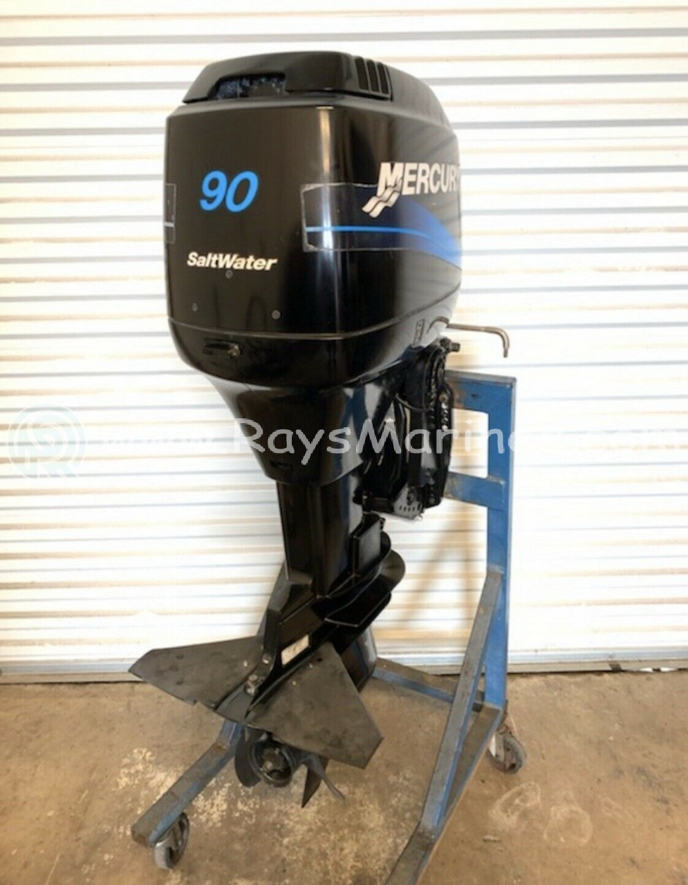 Used Mercury 90hp Elpto Outboard Motor For Sale Outboard Motors Www Raysmarines Com