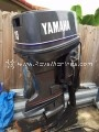 USED 1995 YAMAHA 115 HP 2-STROKE OUTBOARD MOTOR FOR SALE