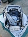 VOLVO PENTA DPX-R DUOPROP STERNDRIVE TRANSOM SHIELD ASSEMBLY
